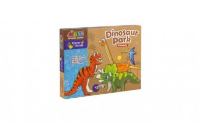 Set de creatie Parcul dinozaurilor