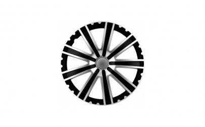 Capace roti toro silver&black