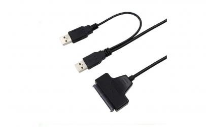 Cablu adaptor convertor SATA - USB (2.5)