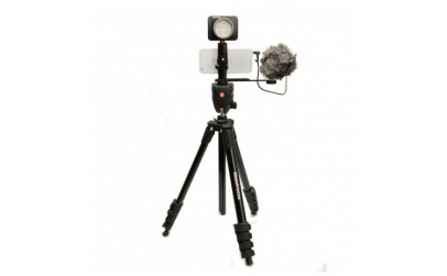 Kit pentru Vlogger LED6 Compact Action,