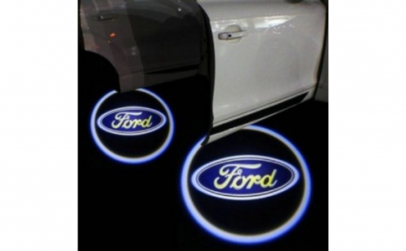 Lampi led logo portiere universale Ford