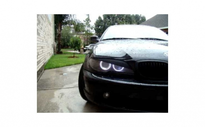 BMW Marker Angel eyes, alb