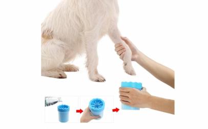 Recipient curatare labute animale