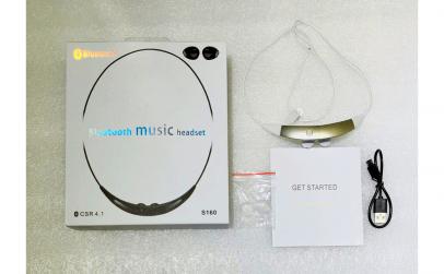 Casti bluetooth-Bluetooth music headset