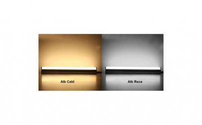 Tub LED T5 Clar 120cm Suport Inclus