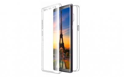 Husa 360 grade silicon, Samsung Note 8