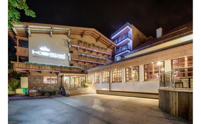 Lifestyle Hotel KOSIS 4* din Fugen,