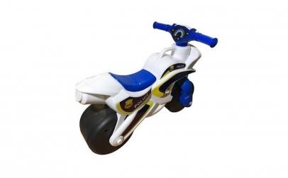 Motocicleta de politie Doloni cu sunete