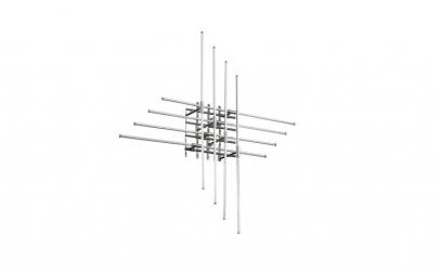 Plafoniera CROSS LED PL8