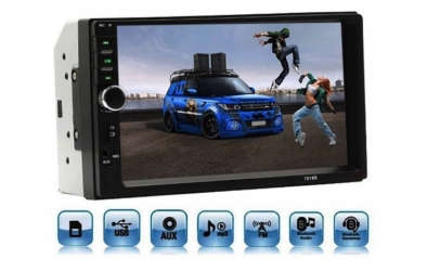 Player Auto MP5 Cu Display Touchscreen