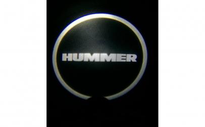 Lampi logo portiere universale Hummer
