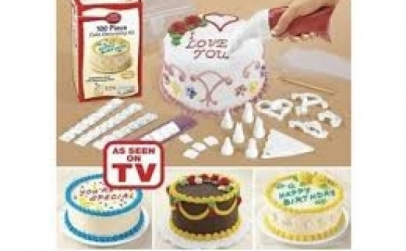 Kit decorare prajituri