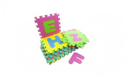 Covor puzzle educativ pentru copii