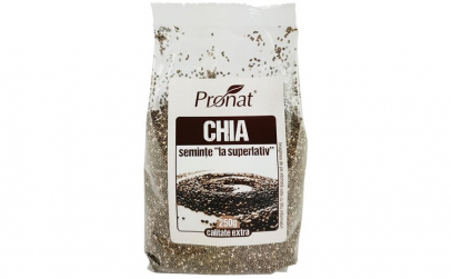 Seminte de Chia, 250 g