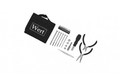 Trusa combinata Wert W2237, 25 piese