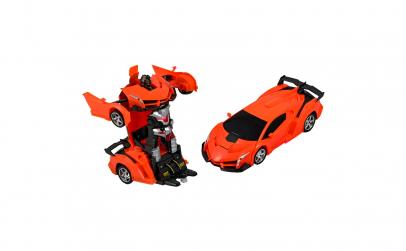 Masinuta Transformers cu telecomanda
