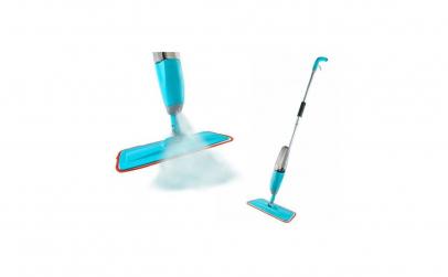 Mop microfibra spray cu pulverizator