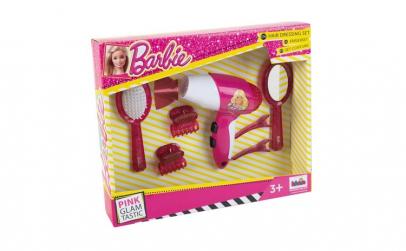 Set pentru coafat Klei Barbie cu