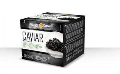 Crema OrangeCare Caviar