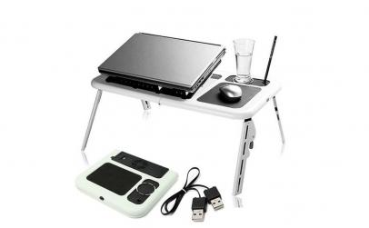 Masuta Laptop Cu 2 Coolere
