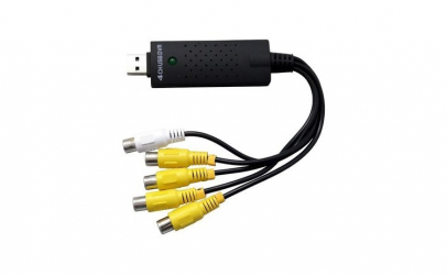DVR Placa De Captura 4 Canale USB 2.0