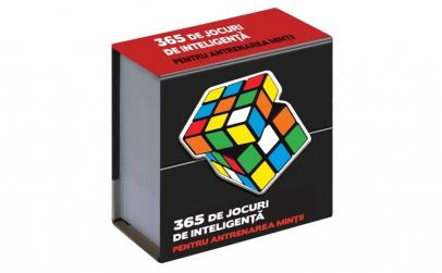 365 Jocuri De Inteligenta Playbac