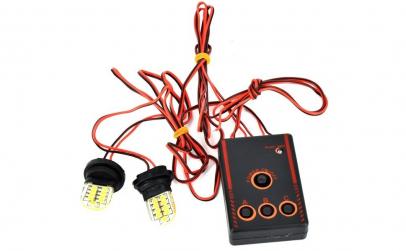 Stroboscoape LED 12V