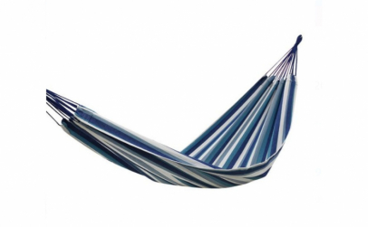Hamac albastru sau multicolor  200X80 cm
