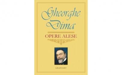 Opere alese, autor Gheorghe Dima
