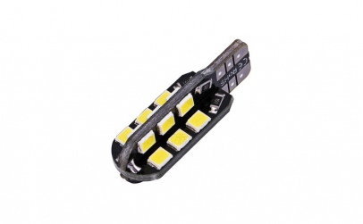 Bec pozitie T10 24 LED 2835 5W CANBUS