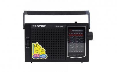Radio portabil Leotec LT-2010,11 benzi