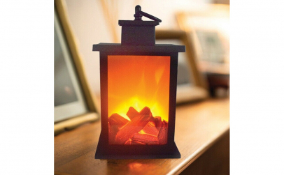 Felinar decorativ cu lumina led
