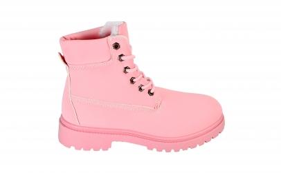 Bocanci de dama roz - imblaniti