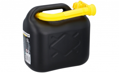 Canistra din plastic, pentru combustibil