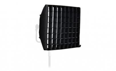 Softbox, Tolifo, cu grid pentru LED