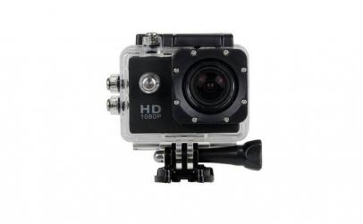 Camera video sport, carcasa subacvatica,