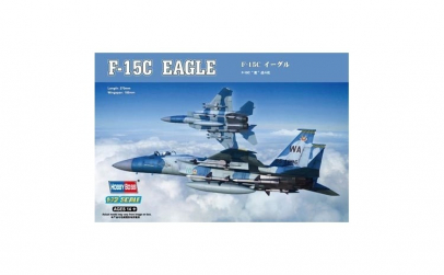 1:72 F-15C Eagle Fighter 1:72