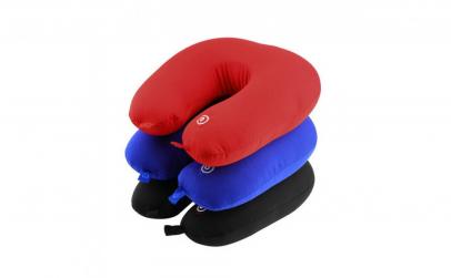 Perna de masaj ergonomica pentru gat