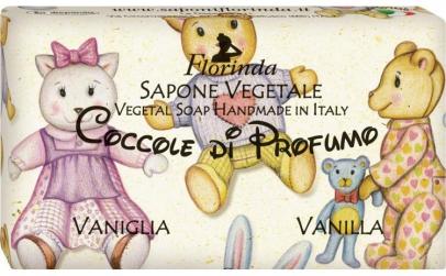 Sapun vegetal cu vanilie pentru copii