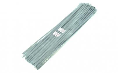Coliere plastic 400 X 4.8 mm gri