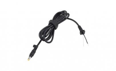 Cablu alimentare DC, 1,7x4,8mm, 1,5m,