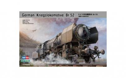 1:72 German Kriegslokomotive  BR-52