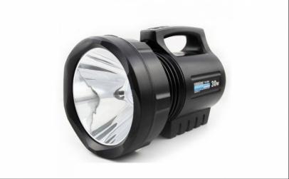 Lanterna cu LED 30W si acumulator TD8000