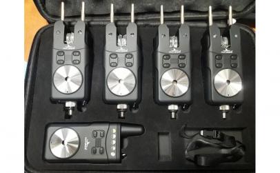 Set Senzori 4+1 EastShark cu penar