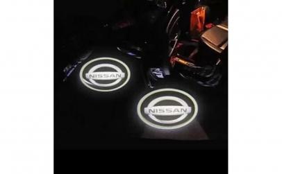 Lampi logo portiere universale Nissan