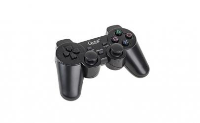 Gamepad wireless dual shock, PC-PS3,