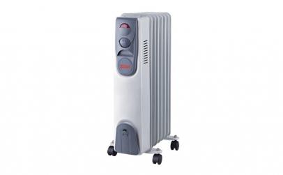 Calorifer cu ulei, termostat reglabil