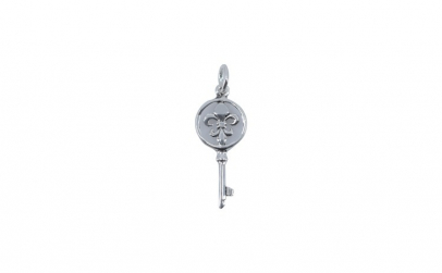 Pandantiv Argint 925, Model Cheie