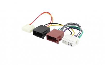Cablu adaptor ISO, Dacia, Mercedes,