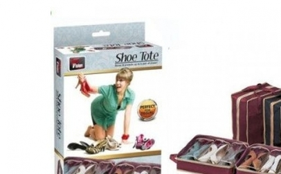 Set 2 Shoe Tote
